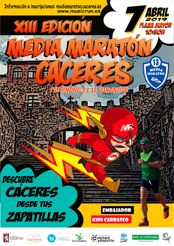 Cartel Media Maratón
